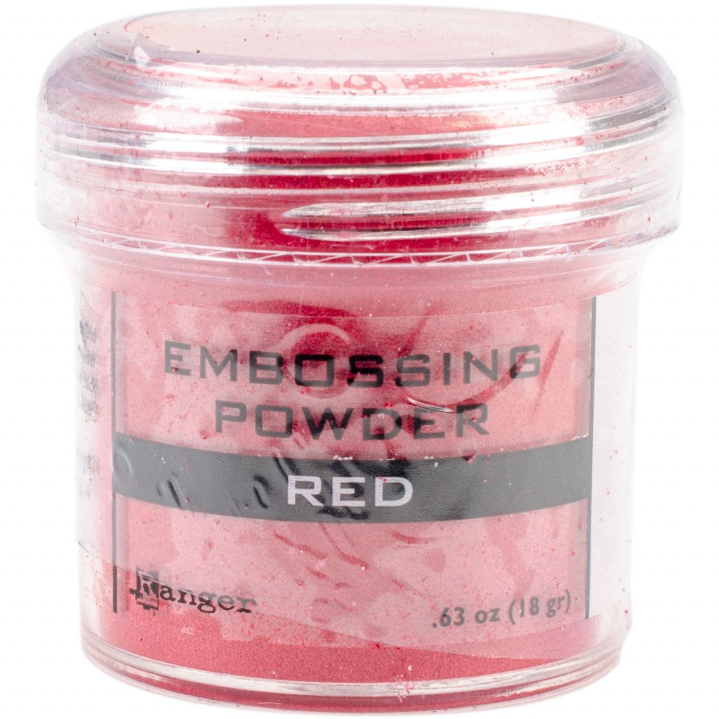 Embossingpulver Ranger - Red 16g