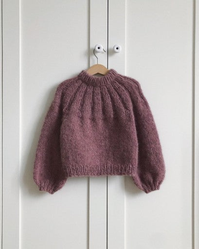 Sunday Sweater Junior - Mønster Petite Knit