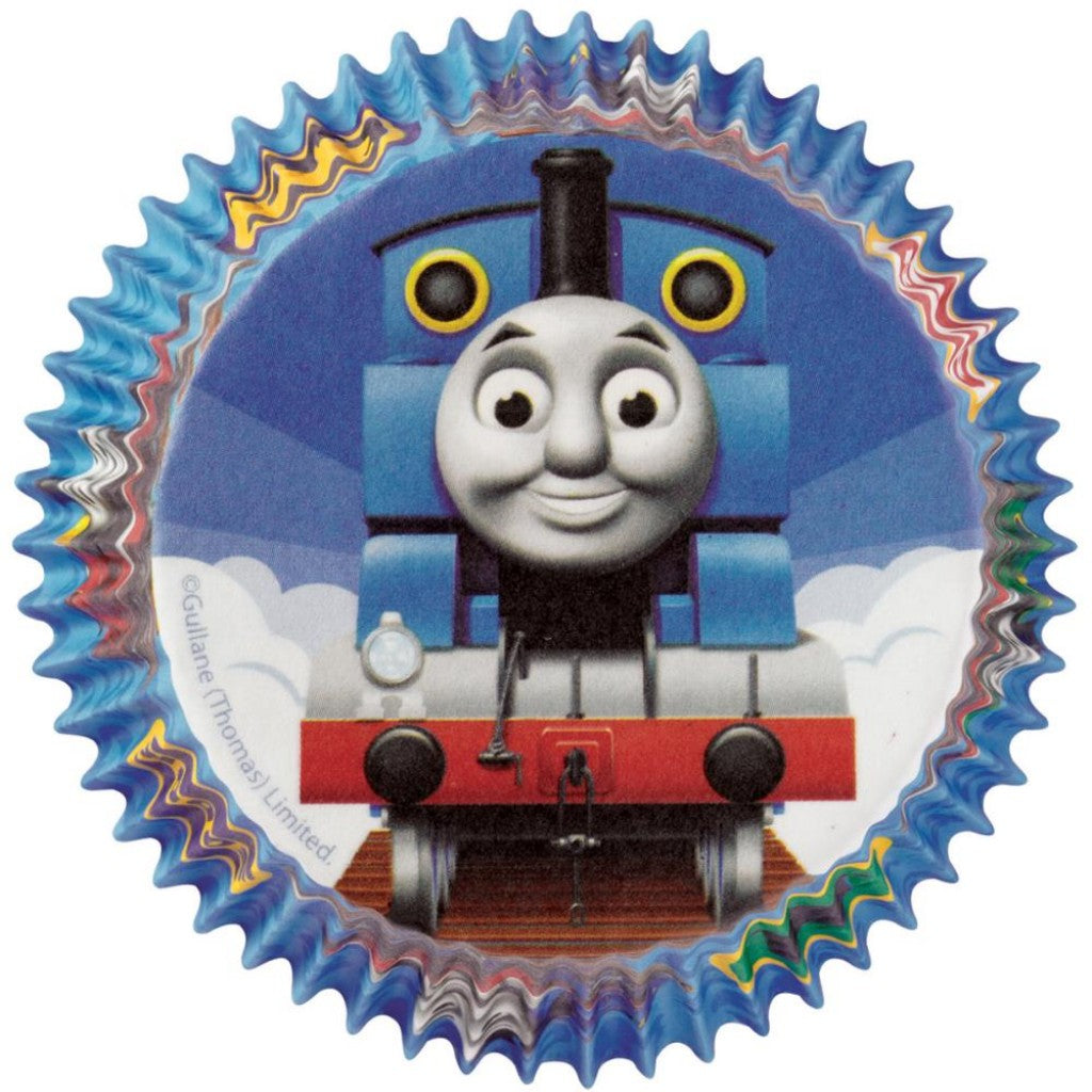 Muffinsformer - Thomas The Train, 50stk