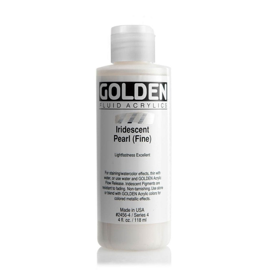 Golden Fluid 118ml - Iridescent Pearl (Fine)