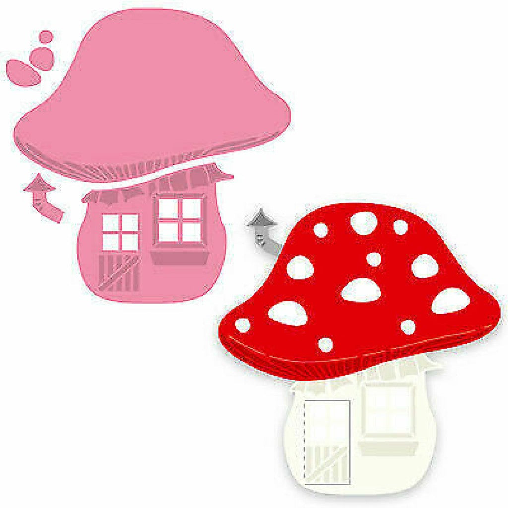 Die Marianne Design Collectable - Mushroom