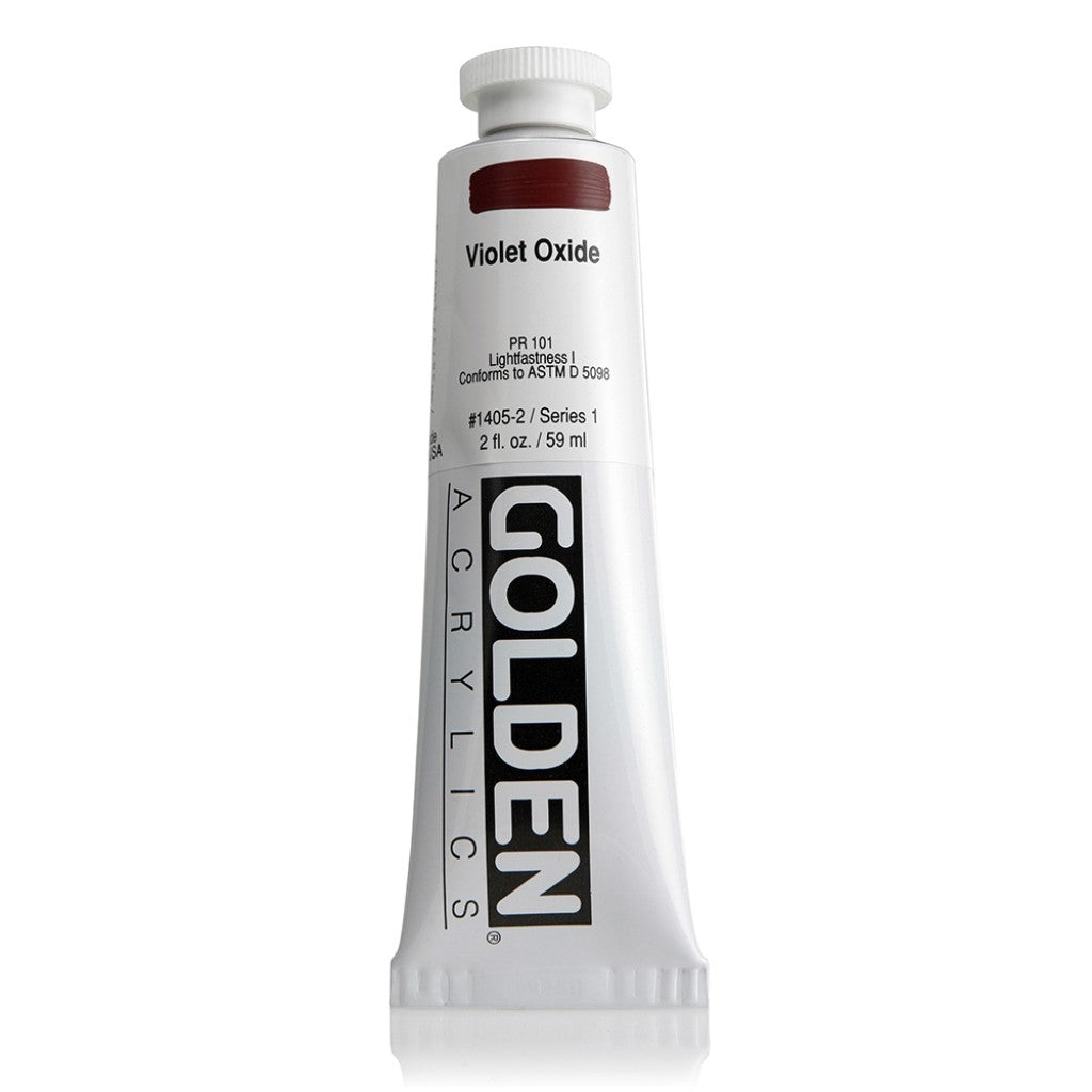 Golden Heavy Body 59ml - 1405-2 - Violet Oxide