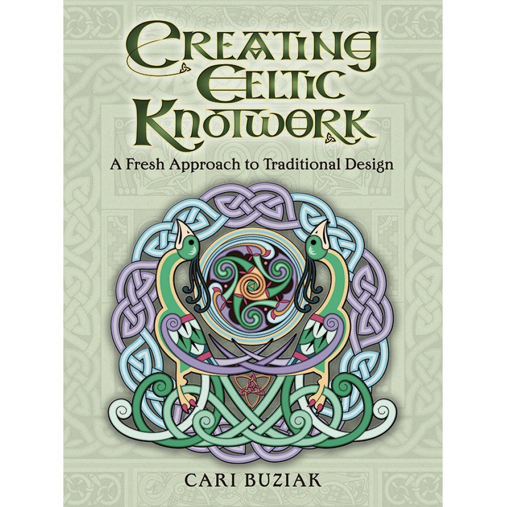 Dover Publications-Creating Celtic Knotwork