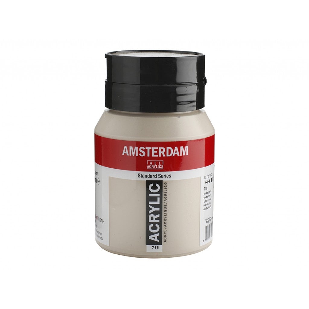 Amsterdam Standard 500ml - 718 warm grey