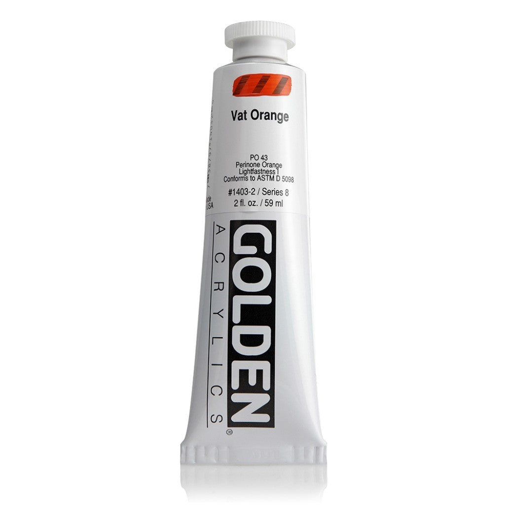Golden Heavy Body 59ml - 1403-2 - Vat Orange