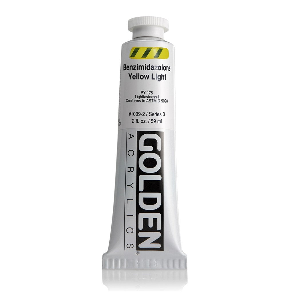 Golden Heavy Body 59ml 1009-2 - Benzimidazolone Yellow Light