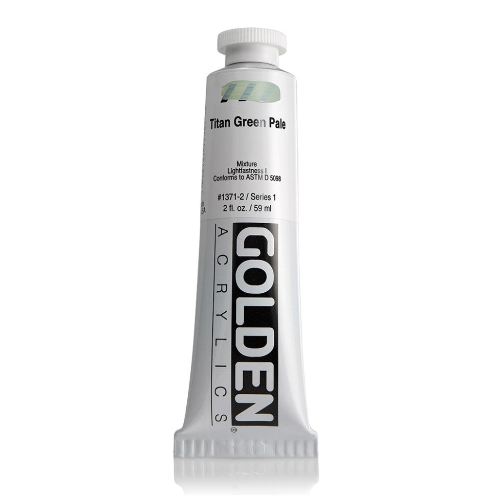 Golden Heavy Body 59ml - 1371-2 - Titan Green Pale