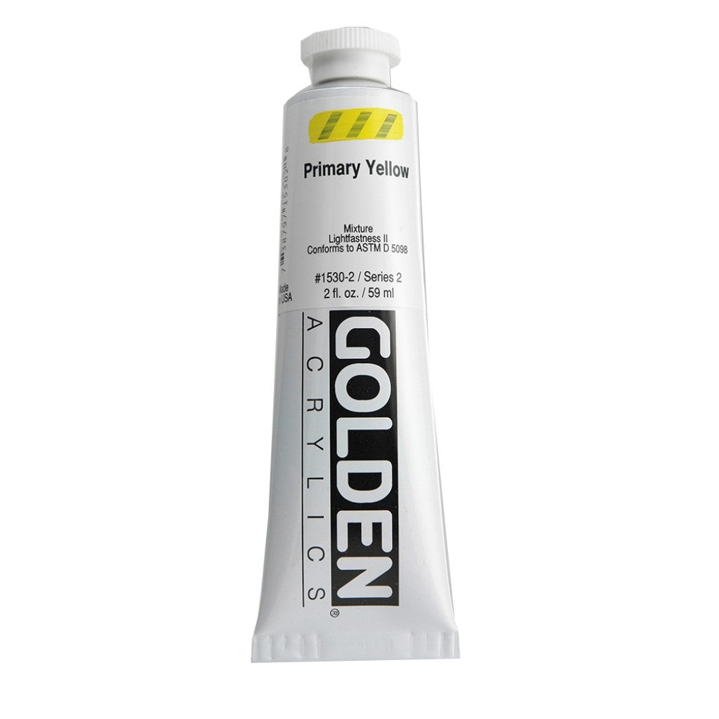 Golden Heavy Body 59ml - 1530-2 - Primary Yellow