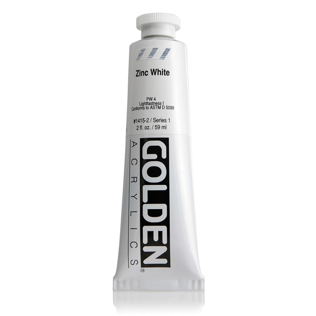 Golden Heavy Body 59ml - 1415-2 - Zinc White
