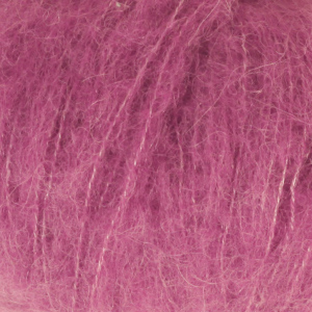 Brushed Alpaca Silk Uni - 8 Lyng