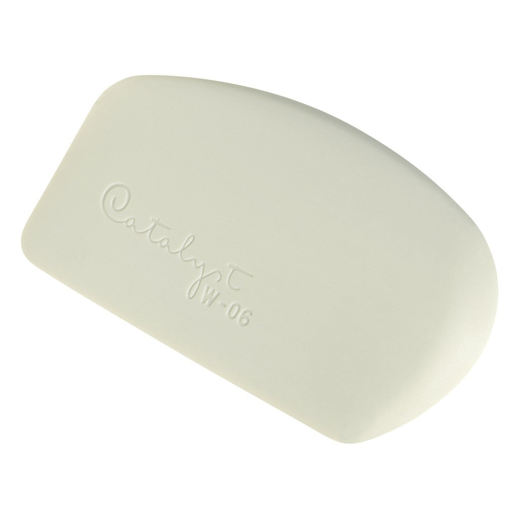 Catalyst Silicone Wedge Tool-White W-06