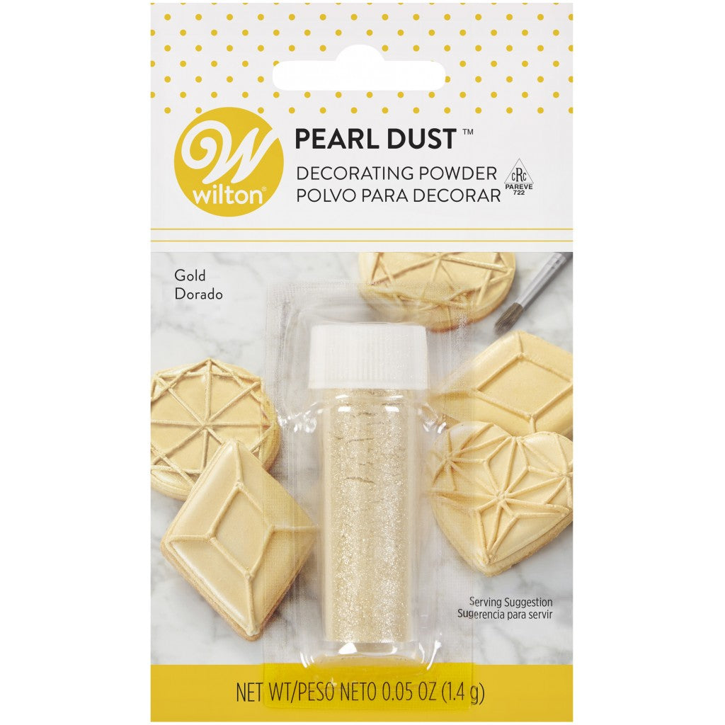 Pearl Dust 3 Grams-Gold