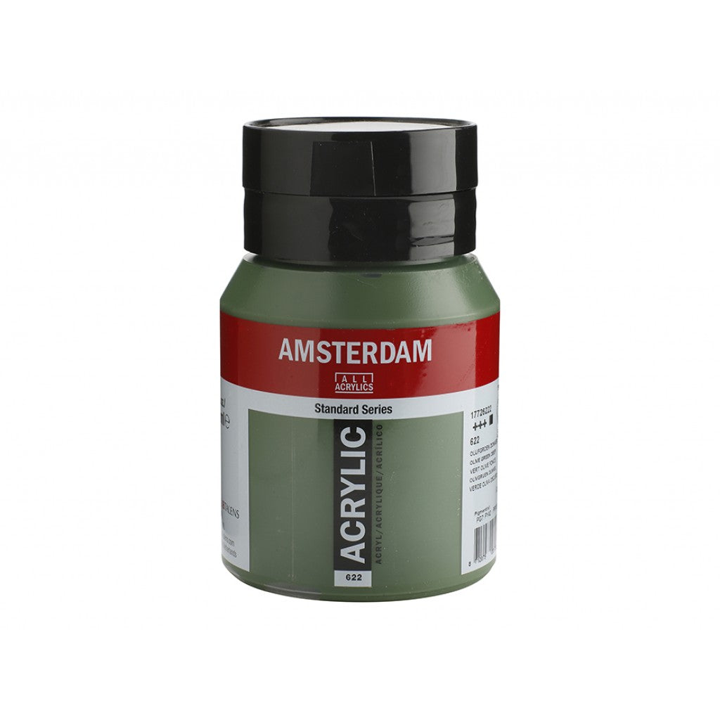 Amsterdam Standard 500ml - 622 olive green dp