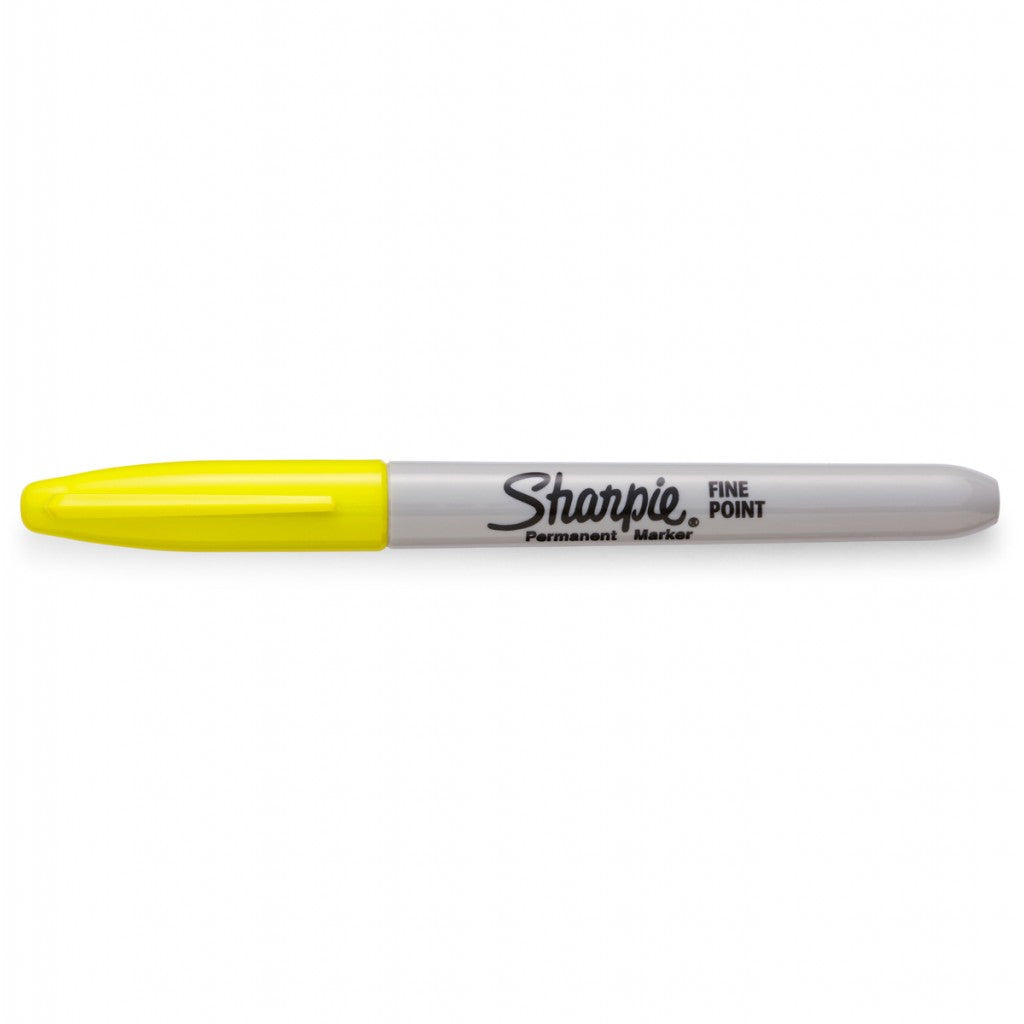 Sharpie Fine Point - Yellow