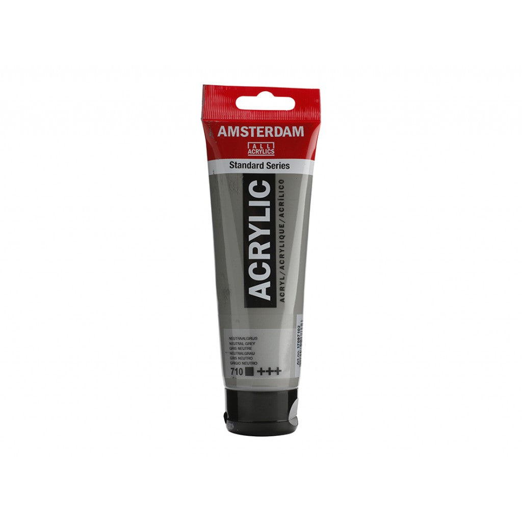 Amsterdam Standard 120ml - 710 Neutral grey