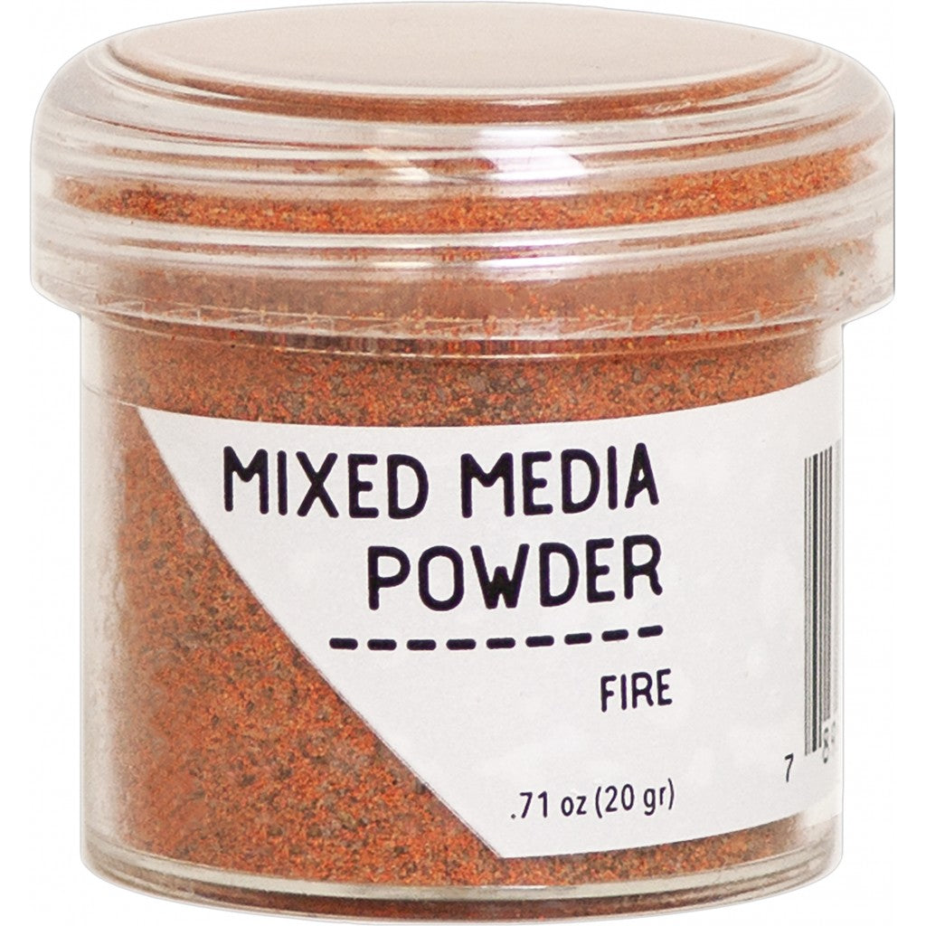 Ranger Mixed Media Powders-Fire