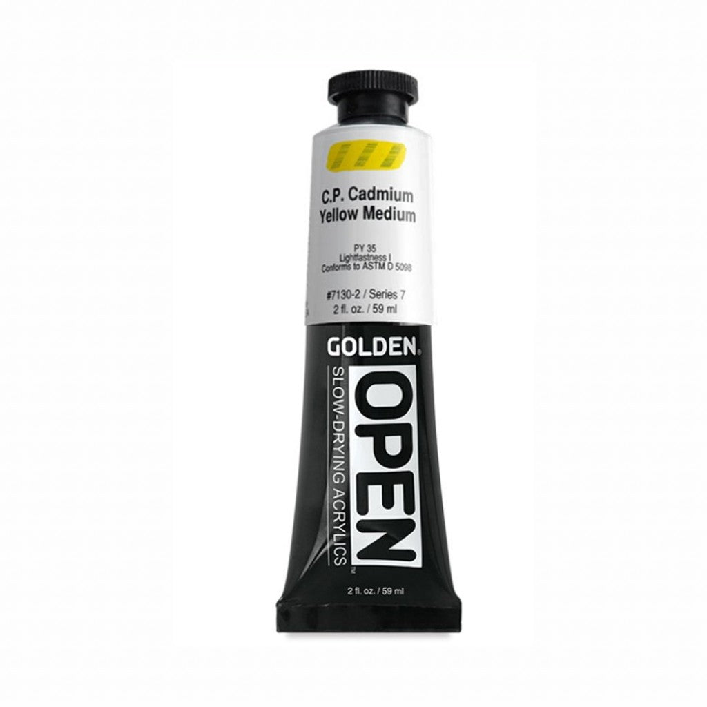 Golden Open 59ml -  C.P. Cadmium Yellow Medium