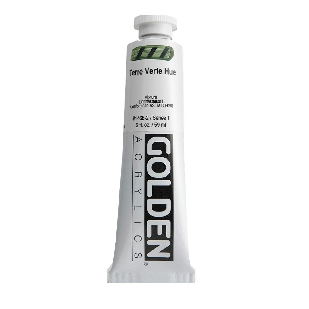 Golden Heavy Body 59ml - 1468-2 - Terre Verte Hue