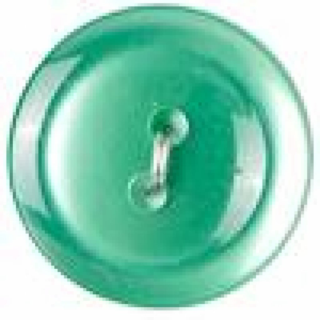 Slimline Knapper 5stk, 19mm - Light Green (SL1-54)