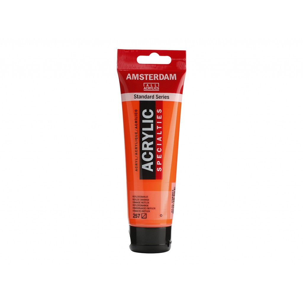 Amsterdam Standard 120ml - 257 Reflex orange