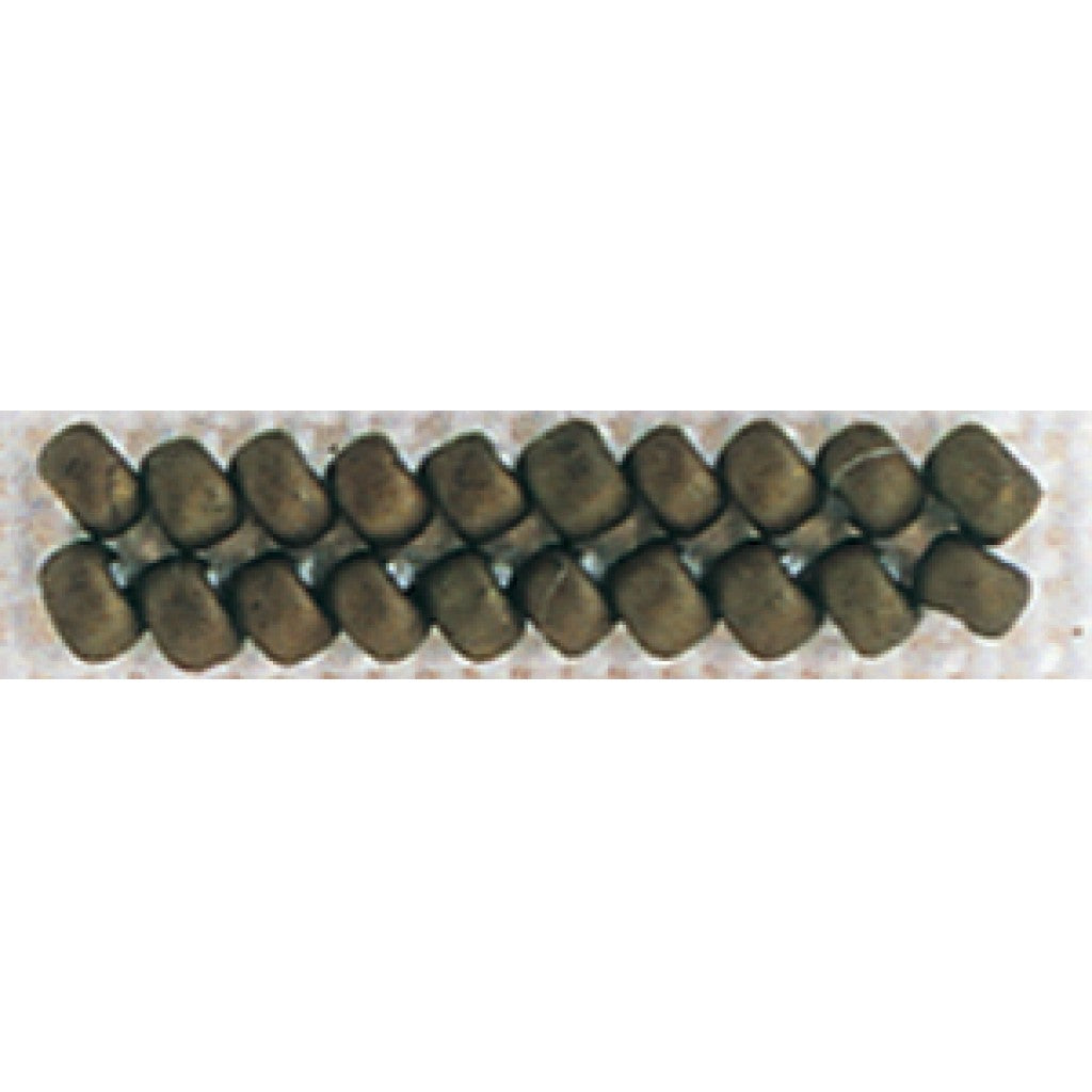 Mill Hill Antique Glass Seed Beads 2.5mm 2.63g-Mocha