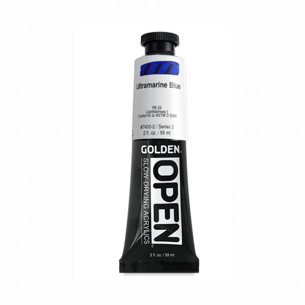 Golden Open 59ml -  Ultramarine Blue