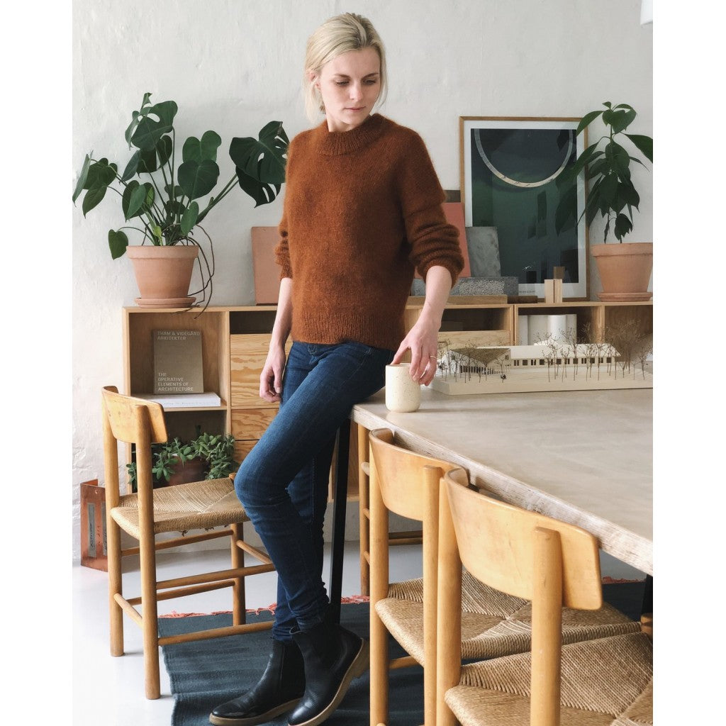 Oslosweater - Mønster Petite Knit