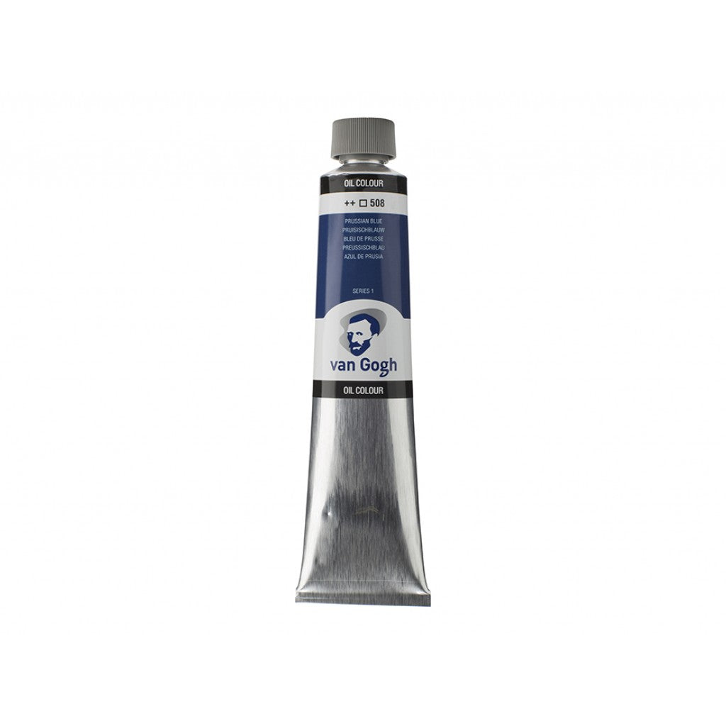 Van Gogh Olje 200ml - 508 Prussian blue