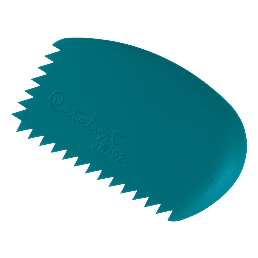 Catalyst Silicone Wedge Tool-Blue W-02