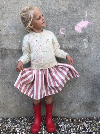 Stockholmgenser Junior - Mønster Petite Knit