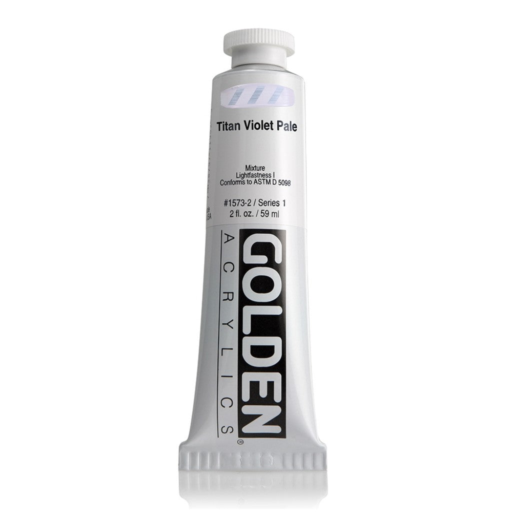 Golden Heavy Body 59ml - 1573-2 - Titan Violet Pale