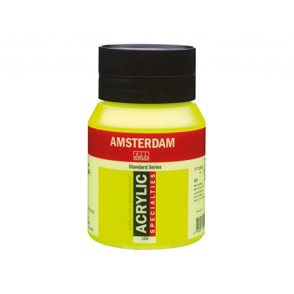 Amsterdam Standard 500ml - 256 Reflex yellow