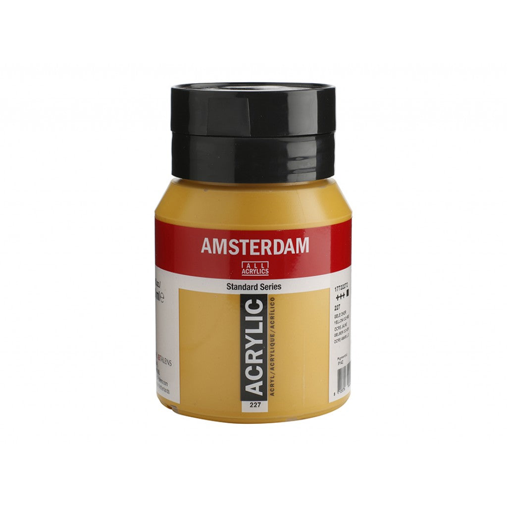 Amsterdam Standard 500ml - 227 yellow ochre
