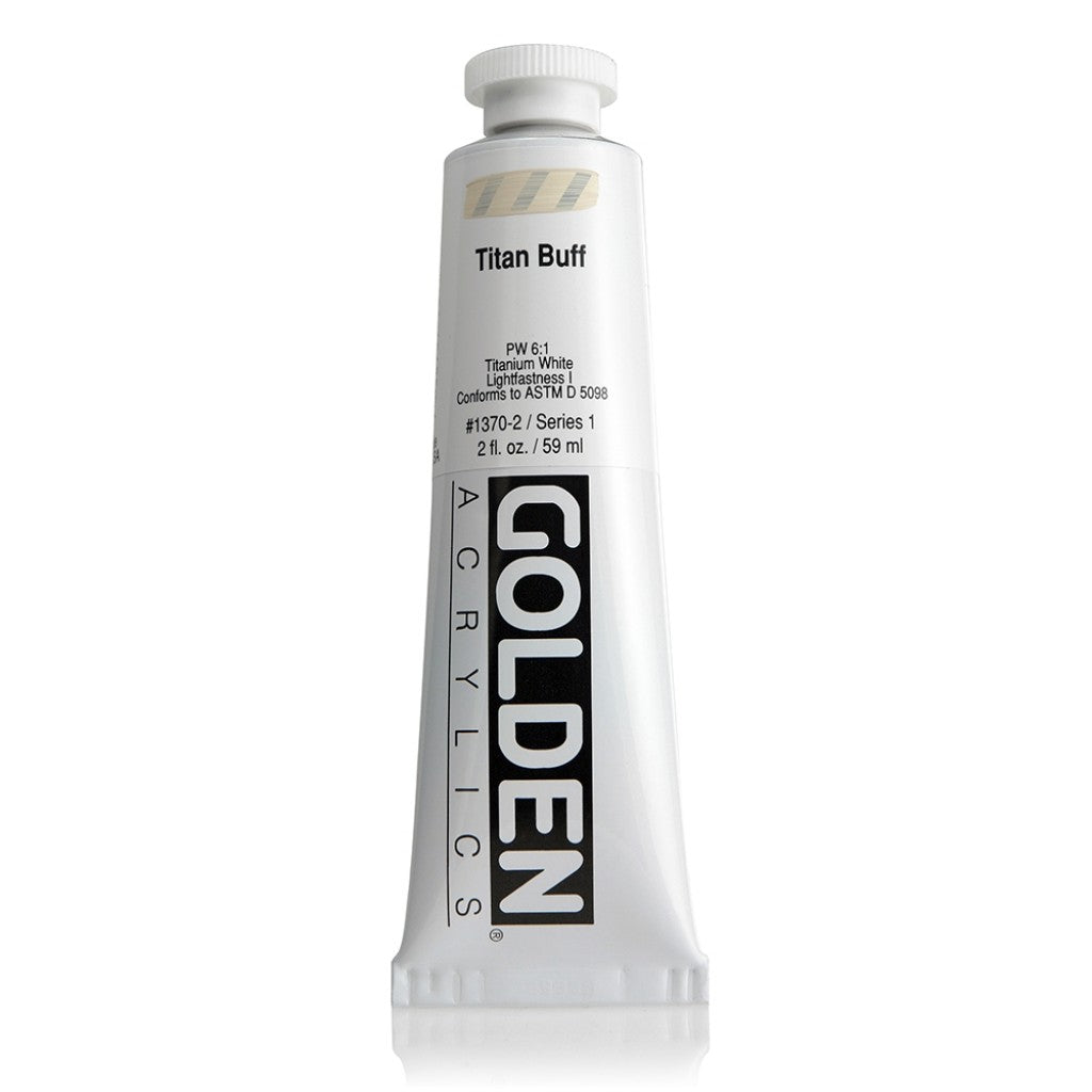 Golden Heavy Body 59ml - 1370-2 - Titan Buff