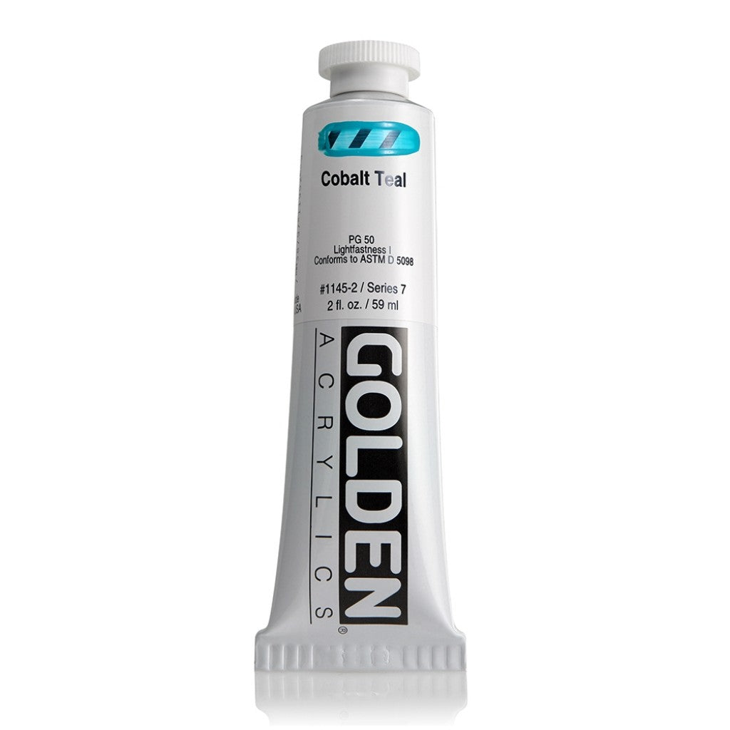 Golden Heavy Body 59ml - 1145-2 - Cobalt Teal