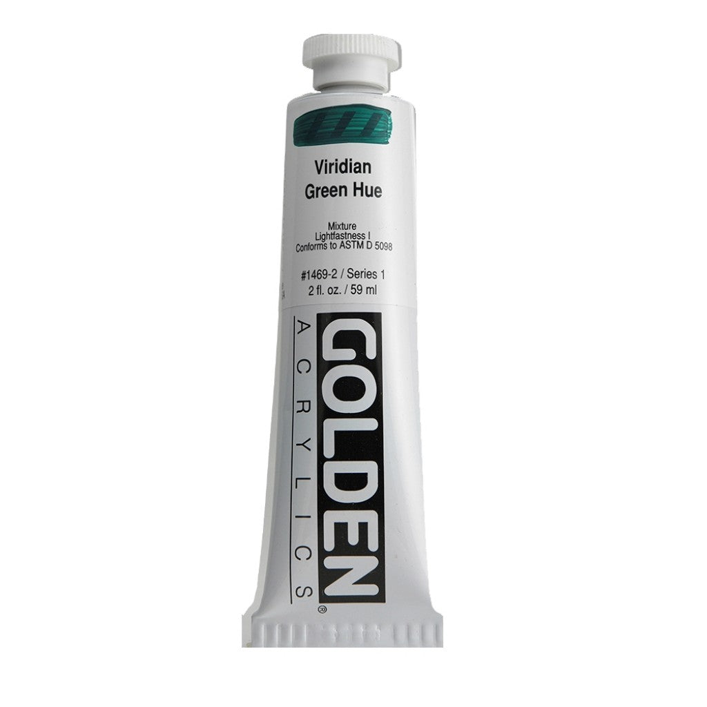 Golden Heavy Body 59ml - 1469-2 - Viridian Green Hue