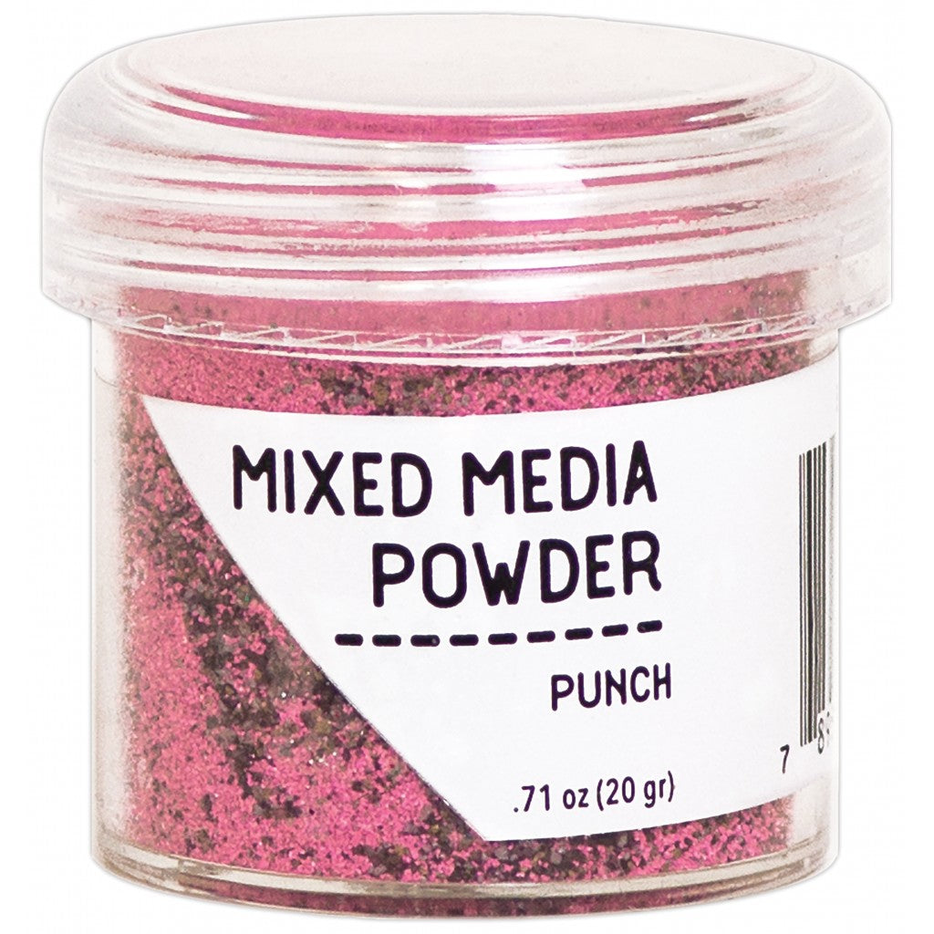 Ranger Mixed Media Powders-Punch