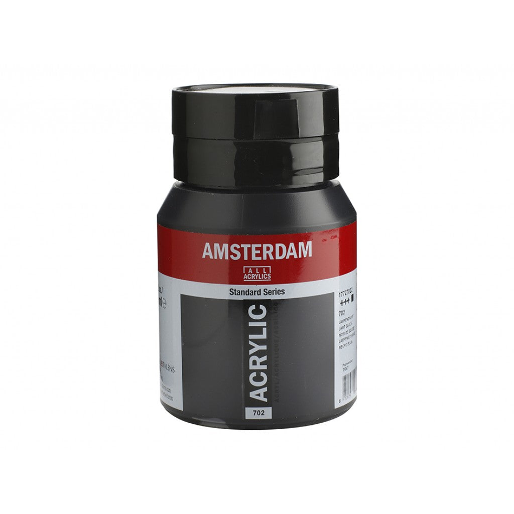 Amsterdam Standard 500ml - 702 lamp black