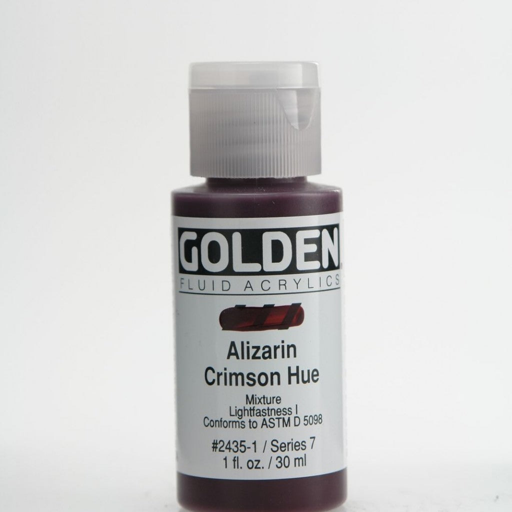 Golden Fluid 30ml - Alizarin Crimson Hue