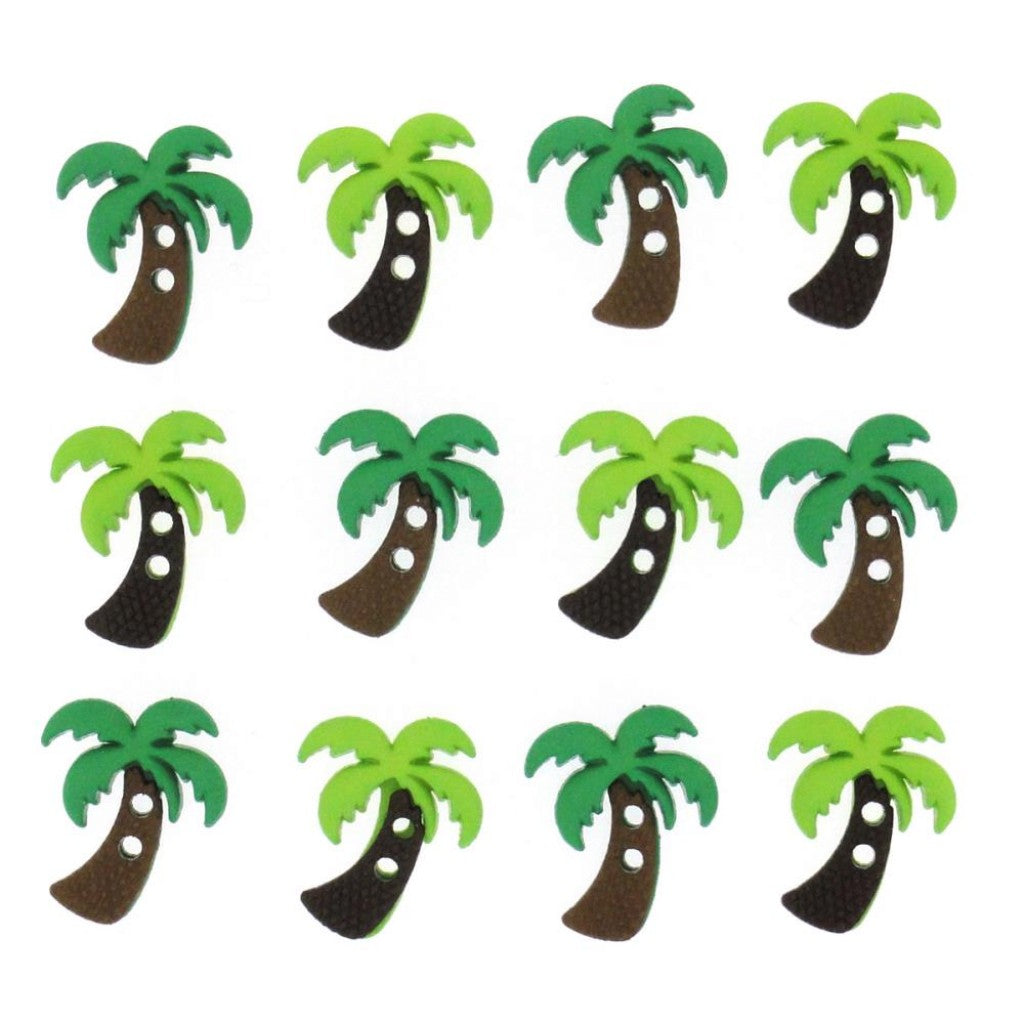 "Knapper ""Dress It Up"" - Sew Cute Palm Trees"