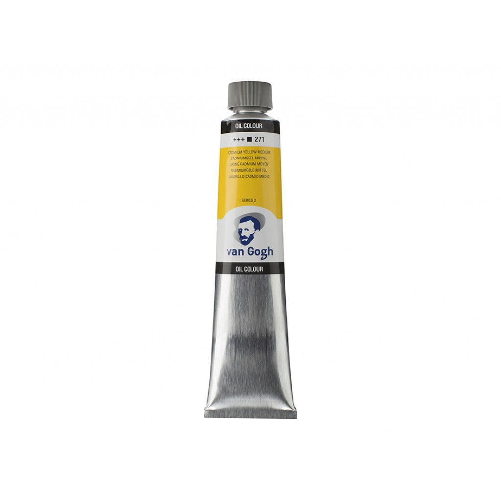 Van Gogh Olje 200ml - 271 Cadmium yellow medium