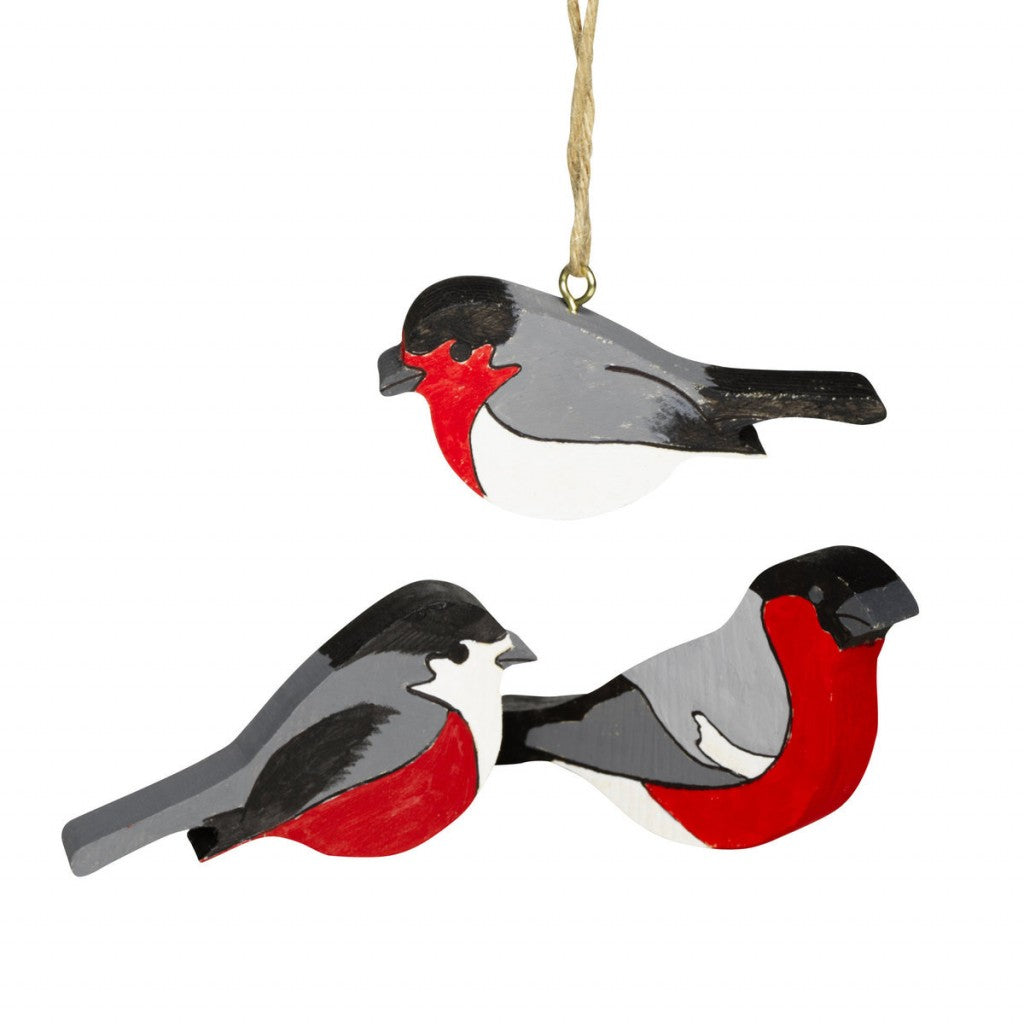 Diy-Kit Christmas Birds 5 Stk