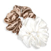 MR SILK SCRUNCHIE - 2 PACK