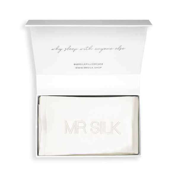 MR SILK PILLOWCASE - CASPER