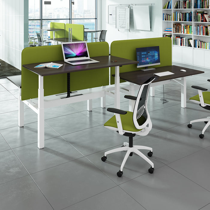 The Health Benefits Of Sit/Stand Workstations