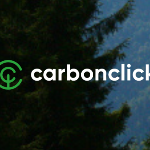 We have teamed up with CarbonClick!