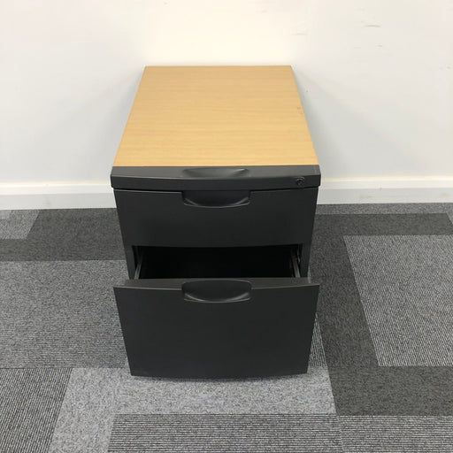 Compact 2 Drawer Desk Drawers