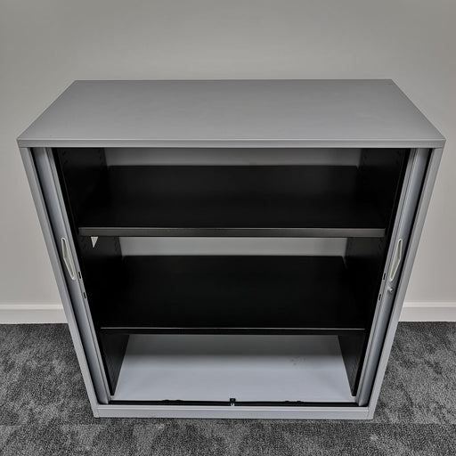 Used 1080mm Grey Tambour Unit