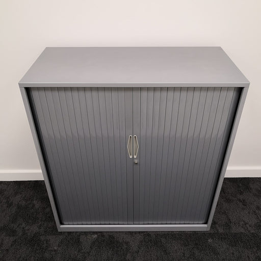 1080mm Grey Tambour Unit