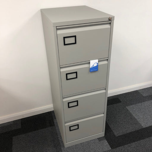 BRAND NEW* Metal 4-Drawer Filing Cabinet-TCG Direct | Used Office Furniture